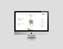 Design Product Website
