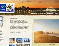 Durban FIFA 2010 World Cup