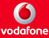 Vodafone Galaxy S4 Adverts