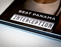 BEAT PANAMA - Interception COVER  //  2013