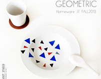 Homeware collection // Fall 2013