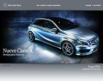 Mercedes Benz, New Class A