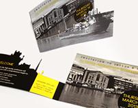 Die-cut Intsok Brochure