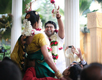 Mr. & Mrs. Iyer - The Wedding