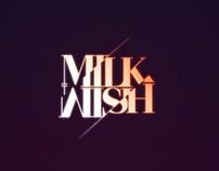 Milkwish - Projektowanie loga