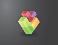 Free Rapid Downloader Splash Screen & Icon