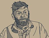 Ulysses Klaue Illustration