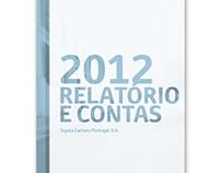 Toyota Caetano Portugal | Relatório e Contas 2012
