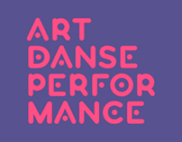 ART, DANSE & PERFORMANCE
