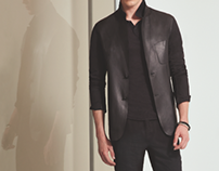 Elie Tahari-S/S14 Men's lookbook