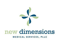 New Dimensions Medical Services Branding & Identity