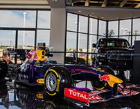 Red Bull Racing Infiniti