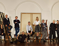 Debenhams Designer Portraits