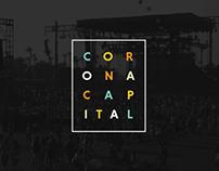 Especial Corona Capital 2013