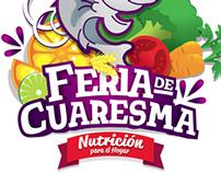 """Feria de Cuaresma """"Nutrición para el Hogar"""""""