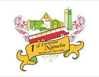 Camiseta 1ª Caravana Natuclin - Basílica de Aparecida
