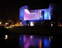 chamber of Commerce Eindhoven lighting project