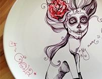 Dia De Los Muertos ~ PLATE Project