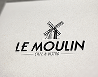 Le Moulin logo