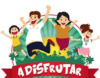 "Programa ""A Disfrutar Campeche"" (SEDESORE)"