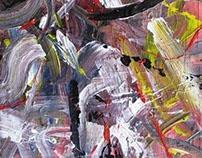 Iman Dias, Abstrato 30x20 2013
