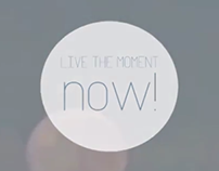 Video // Live The moment