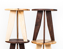 Crafting Side Table / Stool