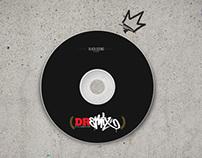 Diseño para deejay con su sonido DREMIX