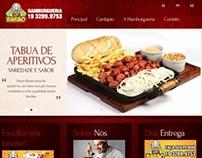 Barão Hamurgueria - Web Site
