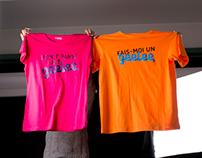 Geelee t-shirt - 2013