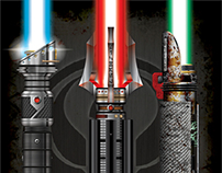 Lightsaber Designs