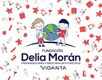 Fundación Delia Morán Brochure