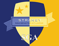 Joy Straney SGA: Poster