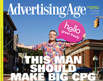 Ad Age October 7 print cover