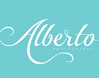 Alberto Photography Logo