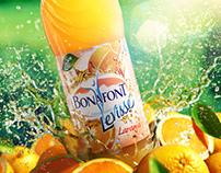 Bonafont Levissé Launch Campaign