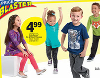 Back-to-School ads - Fred Meyer