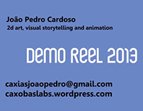 Animation demo reel 2013