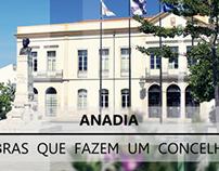 Anadia - Obras Que Fazem Um Concelho