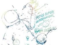 MIX&MASTER: Los Satélites - Primer Hombre Internacional