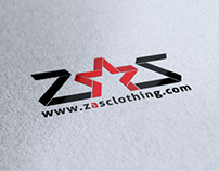 Isologotipo ZASCLOTHING