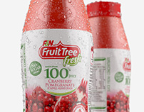 Fruit Tree Fresh Juice Drink
