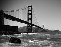 SF: Golden Gate Bridge