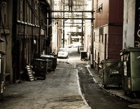 Alleys of Vancouver