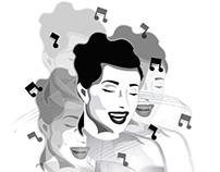Concierto Gente Habanera y Woman´s Soul