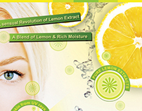 Caresse Lemon & Cold Cream