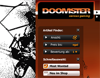 Doomster. Serious Gaming