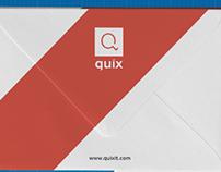 Quix personal branding
