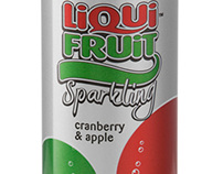 LIQUI-FRUIT BRAND UPGRADE AND RANGE EXTENSION