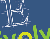Evolve logo concepts